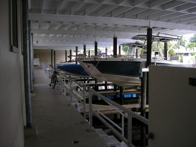 waterfront condo with boat dock for sale in naples florida